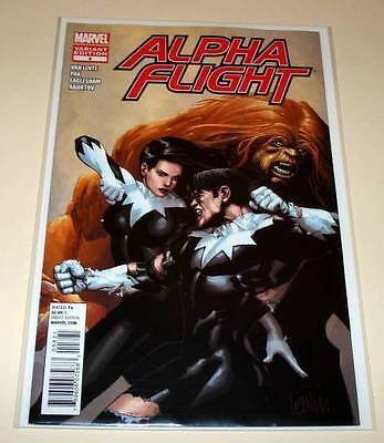 ALPHA FLIGHT # 8 VARIANT EDITION Marvel Comic  March 2012  NM