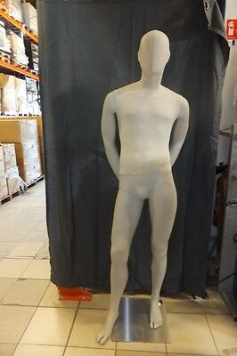 Mannequin Complet Homme LIN + socle NEUF - PMEB59-27