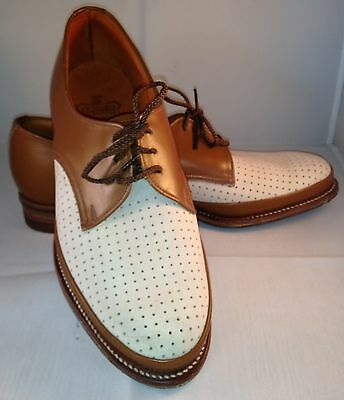 Ladies Vintage Stylo Matchmakers Golf Shoes