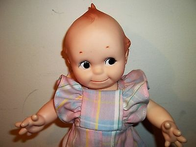 """12"""" Kewpie Doll Goes To The Beach 1983 By Cameo Mint In Box Perfect"""