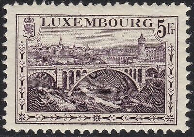 1921 LUSSEMBURGO/LUXEMBOURG - n° 134a   MNH/**
