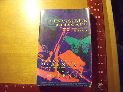 The Invisible Landscape book S/C Terence and Dennis McKenna 1994