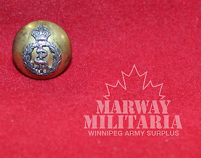 The Royal Army Medical Corps OFFICER'S Mess dress BUTTON  (inv 7757)