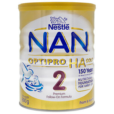 NEW Nestle NAN Optipro HA 2 Gold - 800g