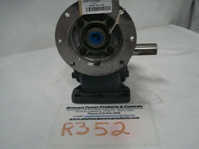 Winsmith speed reducer 5MCT-20-R-140TC, 20:1, 143TC, 5MCT, 005MCTS32000DN, 145TC