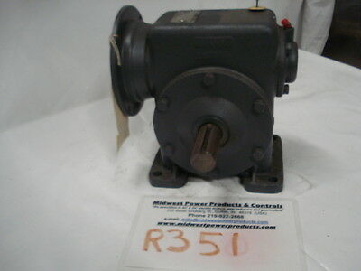 Winsmith speed reducer 5MCT-20-LR-140TC, 20:1, 143TC, 5MCT, 005MCTS22000DN, 145T