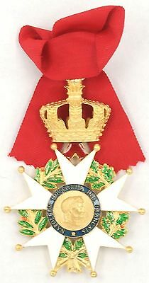 National French Commander'S Order Of The Legion Of Honour 2Nd Empire 1852-70
