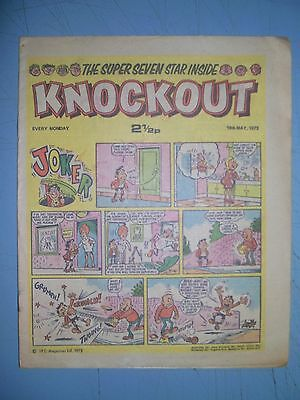 Knockout issue dated May 19 1973