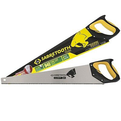 "New C.K Sabretooth 22"" Hand Saw - Available in Fine Cut or Universal"
