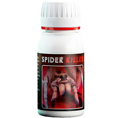 Agrobacterias Spider Killer 60ml Hydroponic Spider Mite Organic Insecticide