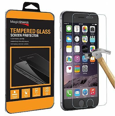 MagicShieldz® Wholesale 100x Tempered Glass Screen Protector for iPhone 7 Plus
