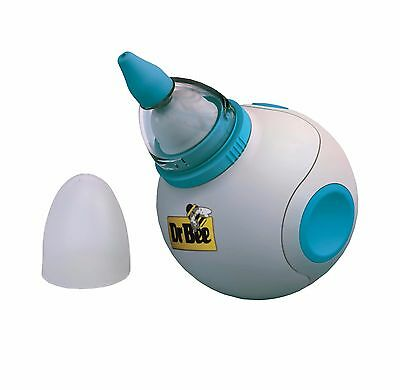 Dr Bee BalliBee Electronic Nasal Aspirator for Babies & Toddlers - Blue