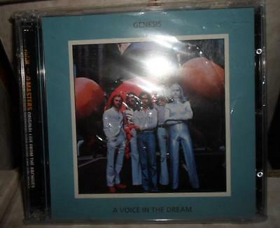 Genesis VOICE IN THE DREAM 2 CD Highland.HL 332/333 1974 New York live