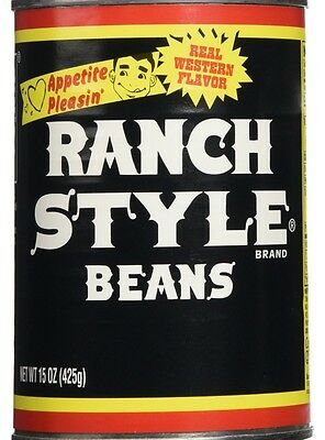 Ranch Style Beans 3 cans