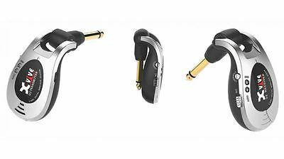 Xvive U2 Rechargeable 2.4GHZ Wireless Electric Guitar / Bass System - Brand New!