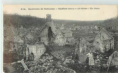 25430 - Cuffies - Les Ruines