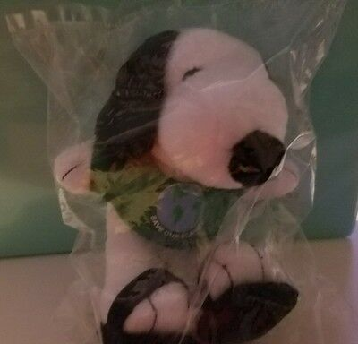 Metlife snoopy plush