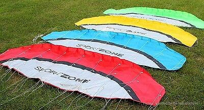 Sport Zone High Quality Kite 2.5m Trainer Kite Kitesurfing Big Parachute