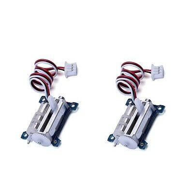 2PCS 1.5g Goteck Servo Micro Digital Analog Servo Loading Linear Actuator Servo