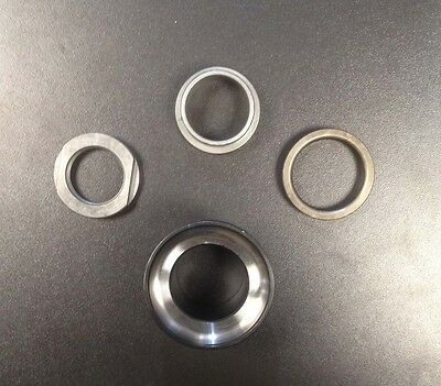 Head bearing kit (upper & lower) for Lambretta LI series 3 pre 1965