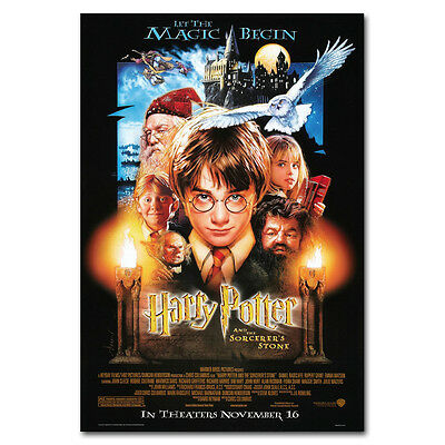 Harry Potter and the Deathly Hallows Movie Art Silk Poster 13x20 32x48inch 006
