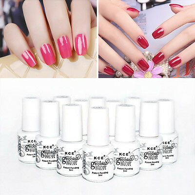 Nail Art Tip Soak Off 12 Colore UV LED Smalto Gel Lampada Manicure Polish