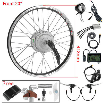 "36v250W 20""front motor Electric Bicycle e-bike Hub Motor Conversion kit"