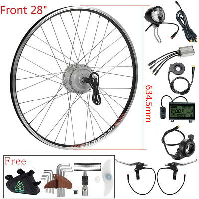 "36v250W Electric Bicycle Hub Motor Conversion kit 28"" (700c) front wheel"