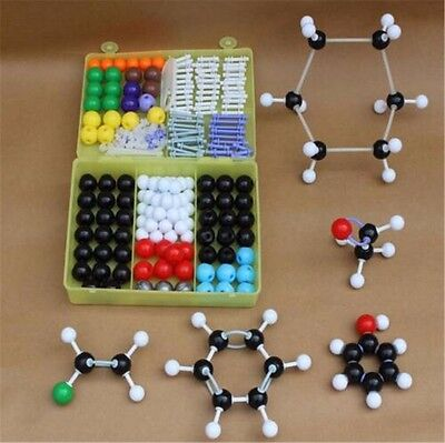 267pcs Set Molecular Model Kit General And Organic Chemistry Child Kid Toys Gift