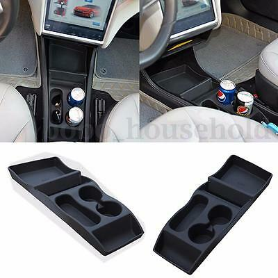 Top Silicone Center Insert Console Storage Box For Tesla Model S-New version
