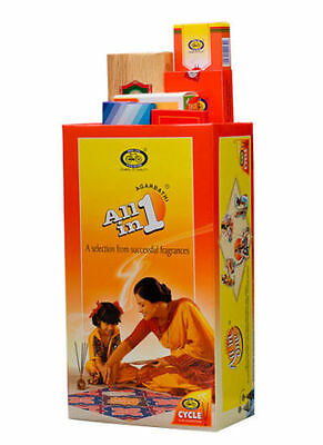 1 BOX(191 STICK) CYCLE ALL IN ONE cycle brand pure incense sticks FREE SHIPPING