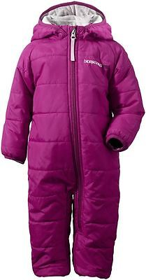 Didriksons Vasmi Babies All-in-One Ski Suit, Lilac
