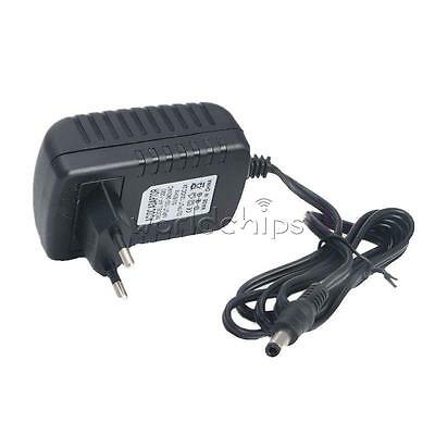 Micro USB EU/US Plug AC 100-240V to DC 12/9/5V 1A 2A Power Supply Converter LED