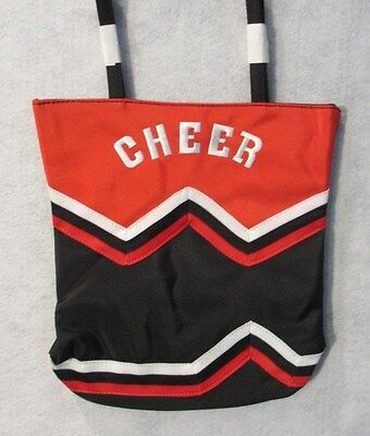 Sassi Bags CHR-03 Cheer Specialty Tote Red