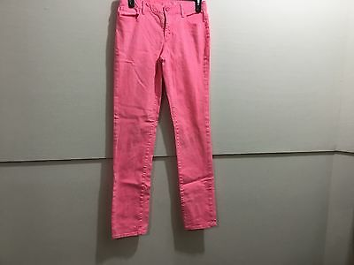 Gap Kids youth girls super skinny colored jeans