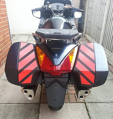 Reflective Chevrons To Fit Honda Pan European St1300 Stickers