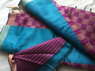 Indian Banarasi Sari / Kanchipuram /  Fancy / Katan Saree 89791