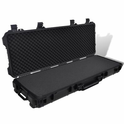 Hunting Accessory Gun Carrying Case Holder Trolly Molded Box Gun Storage