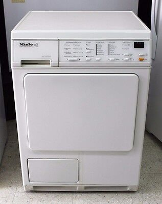 Miele Honeycomb Care T4453C Front-Load Condenser Tumble Dryer