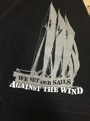 Fall Out Boy Against The Wind Punk T-Shirt
