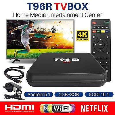 New Quad Core Fully Loaded KODI MX Pro Android 4.4 TV Box XBMC Free Live Movies
