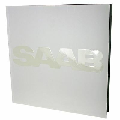 SAAB Cars 'The History Of' Glossy Book - Limied Edition