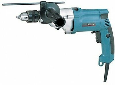 Makita Hammer Drill 6.6 Amp 3/4-Inch with LED Light tools Construction Jobsite