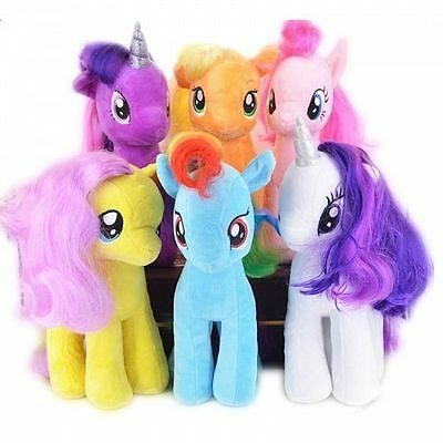My Little Pony Soft Plush Toy Doll Kids Gift 30cm