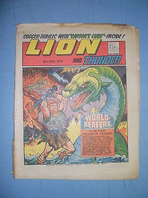 Lion issue dated May 6 1972