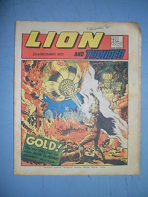 Lion issue dated December 23 1972