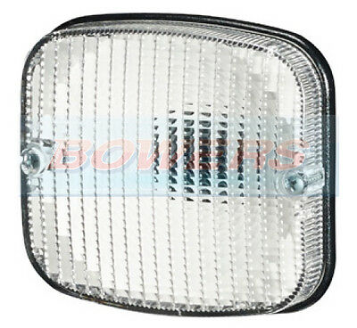 Sim 3132 Car Van Trailer Horsebox 12V/24V Flush Fitting Reverse Light/lamp