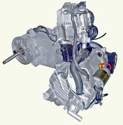 Scooter Engine 250CC Water Cooling Vertical  Roketa Jonway Peace