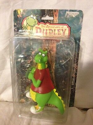 The Adventures of Dudley the Dragon Toy Figure Baseball New in Packaging 1995