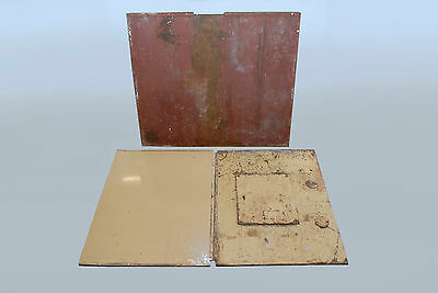 Aga Standard C Cb 41-72 1952 Steel Outer Panels Cream 2 Oven Size Original